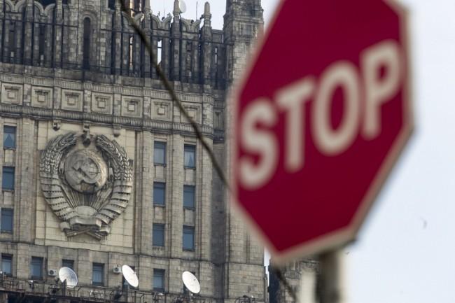 Русия отговори на японските санкции