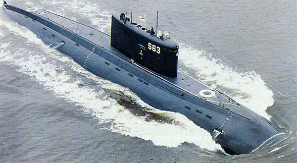 Още една подводница «Варшавянка» спускат на вода