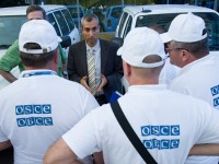 ОССЕ изпраща наблюдатели в Новоазовск и Мариупол