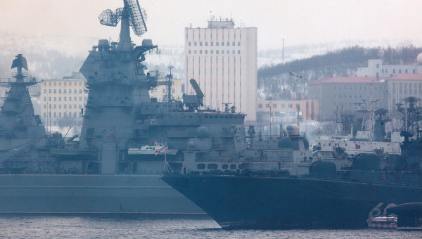 Русия гони американска подводница из Баренцово море