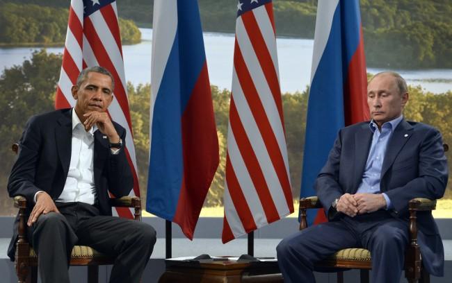 САЩ могат да разчитат само на Русия срещу Ислямската държава