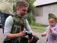 Журналистът Андрей Стенин е загинал при нападение на украинската армия