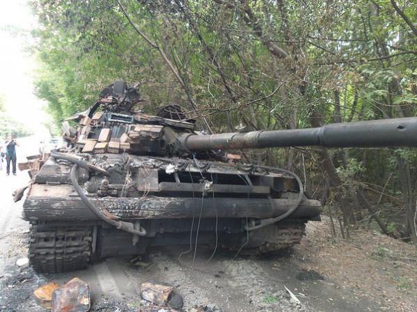 Опълченците отблъснаха украинската армия от Шахтьорск