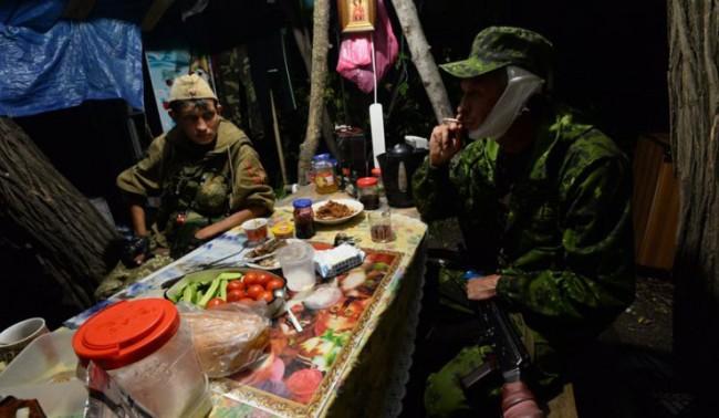 Опълченците си размениха пленници с украинските сили