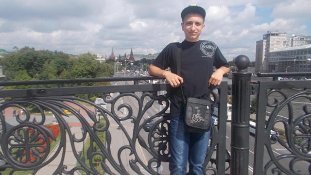 "Един различен свят – Божидар Божилов, победител в конкурса ""Не се гаси туй, що не гасне"""