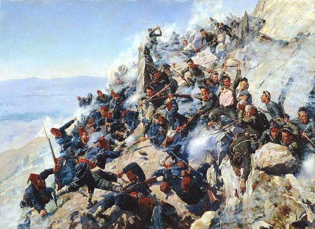 На този ден: 14.8.1877 г се водят решаващи боеве при Шипка