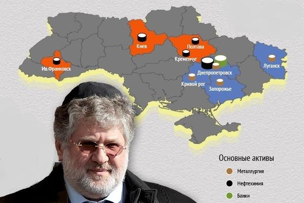 Украйна-войната на олигарсите: Част II-Игор Коломойски-гърмящата смес
