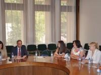 Посланик Коцев се срещна с представители на 11 водещи руски туроператори, които работят с България.