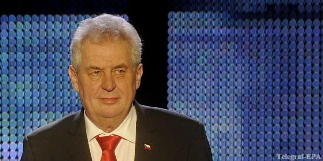 Милош Земан: Русия не е заплаха за балтийските държави
