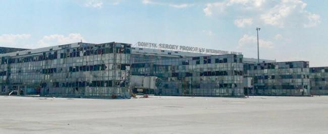 Битката за летището до Донецк продължава, има загинали