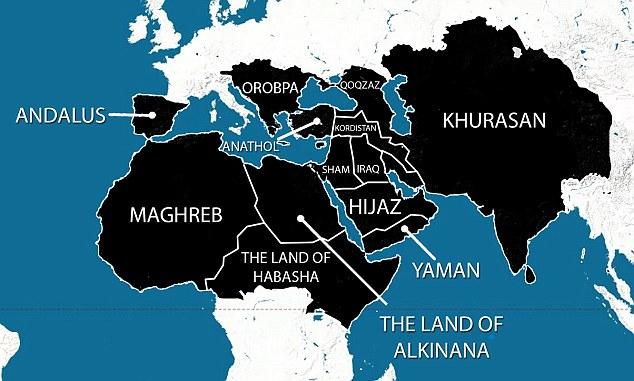 """Балканите – първа цел за ислямистите от """"Ислямска държава""""2"""