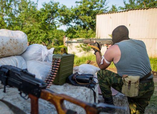 Българин се сражава в редиците на опълченците в Донбас