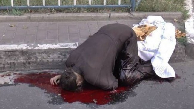 В Луганск започна движение за канонизиране на първия светец на Новорусия