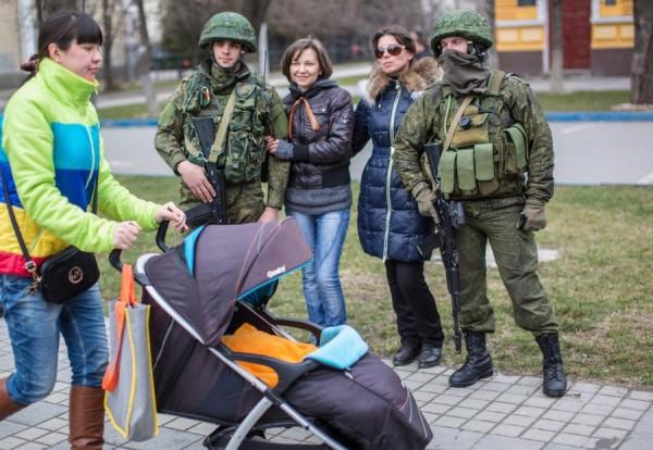 В Русия може да се появи Ден на вежливите хора1