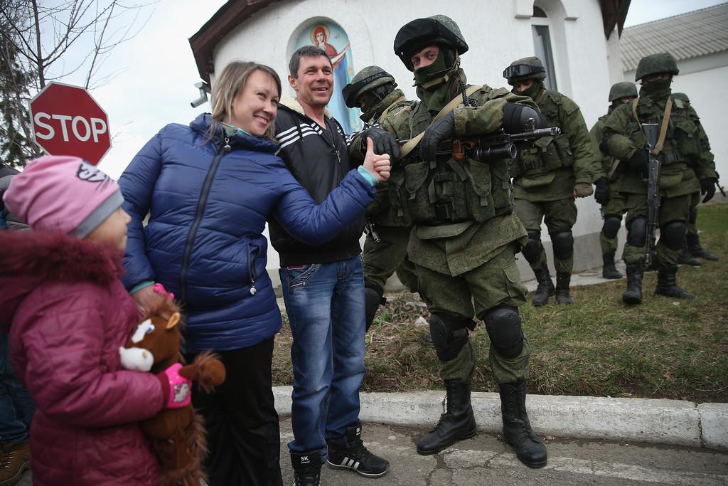 В Русия може да се появи Ден на вежливите хора2