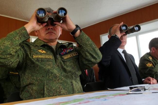 """В ученията """"Восток-2014"""" участват над 155 хиляди военни"""