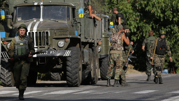 ДНР: Украинската армия отново нарушава примирието