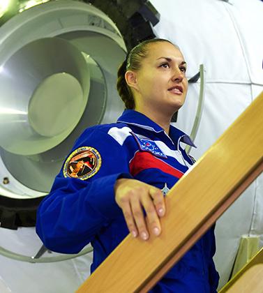За пръв път от 20 години Русия изпраща жена в космоса2
