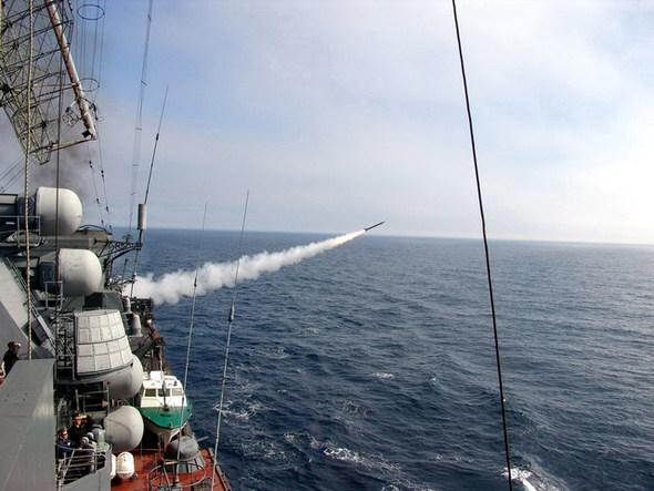 Изстрелването на украинска ракета завърши с провал