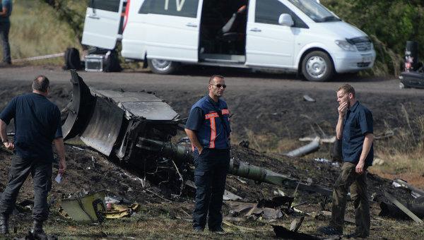 "Експерт: САЩ протакаха доклада за Боинг 777, ""прочиствайки"" информационното поле"