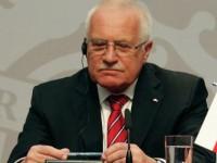 Клаус: Западът нанесе удар на Украйна, а  Русия беше принудена да реагира
