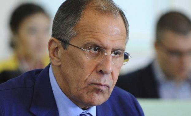 Лавров: Обама се страхува повече от Русия, отколкото от Ислямската държава