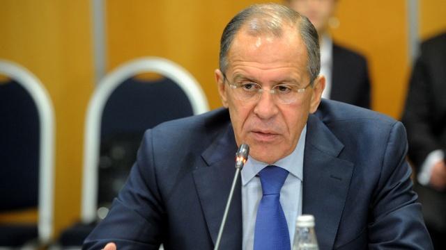 Лавров: Русия е за мирно урегулиране на ситуацията в Украйна