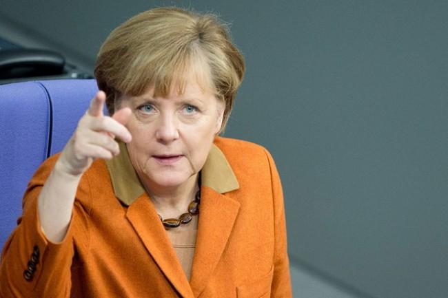 Меркел е против отмяната на антируските санкции