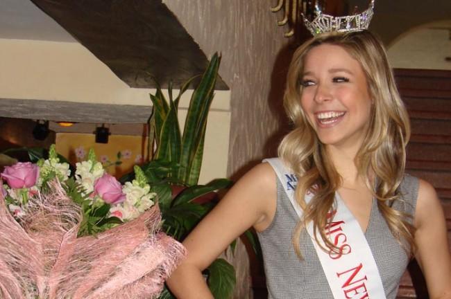 Етническа рускиня стана Мис Америка