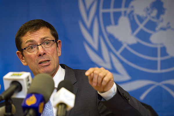 ООН оповести числото на жертвите в Украйна