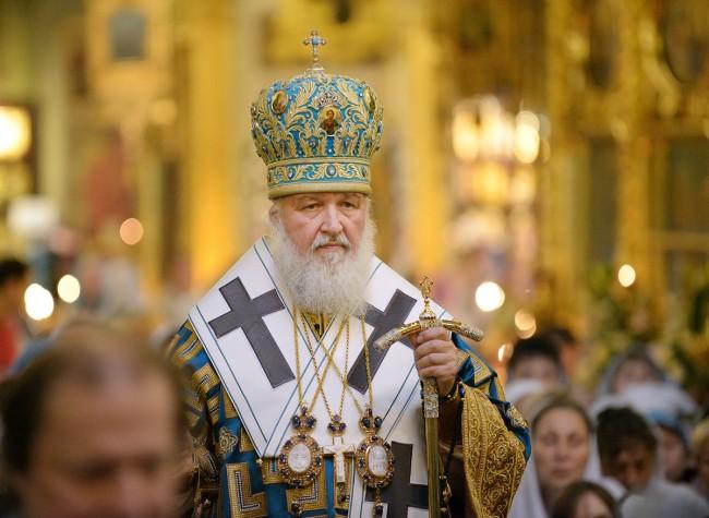 Патриарх Кирил: Духовната връзка между Русия, Украйна и Беларус е непобедима