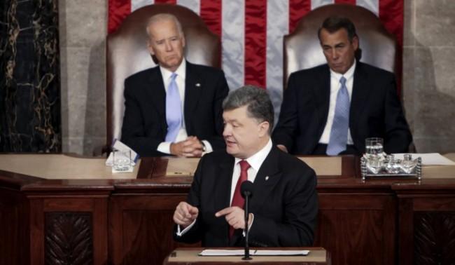 Порошенко няма да воюва за Крим