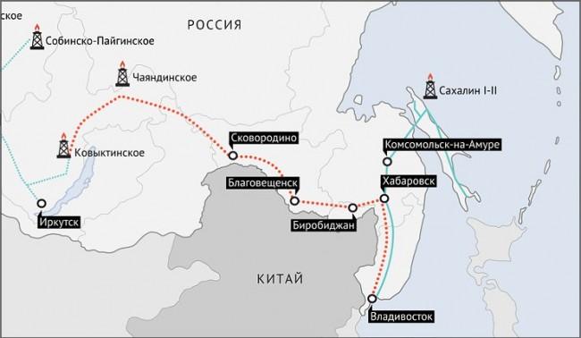 """Путин ще строи """"Силата на Сибир"""""""