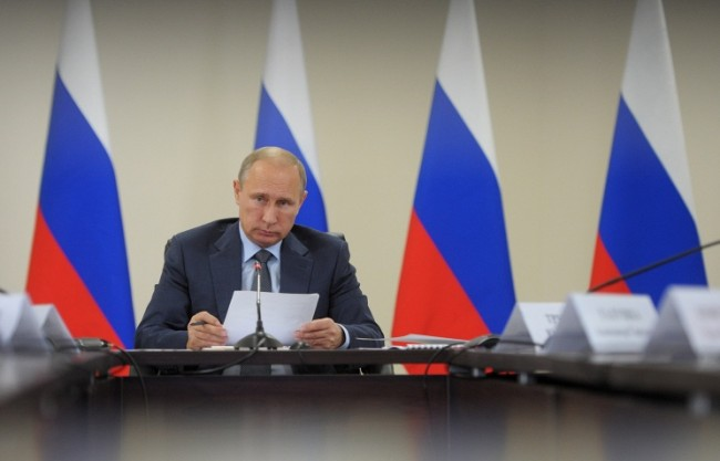 Путин: Трябва да дадем адекватен отговор на заплахата за военната сигурност