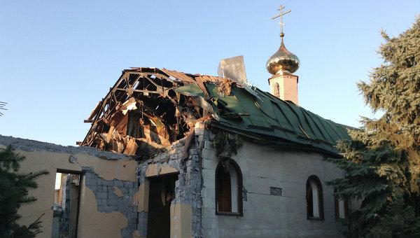 РПЦ: православните в Украйна трябва да издържат на давлението на разколниците