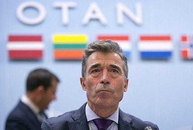 Расмусен се сбогува с НАТО