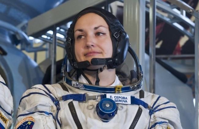 Рускиня за първи път стъпи на МКС