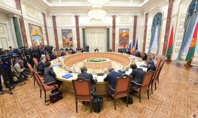 В Минск ще се проведе срещата на лидерите за кризата в Украйна