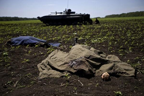 Киев загуби повече от 47 хил. души по време на силовата операция в Новорусия