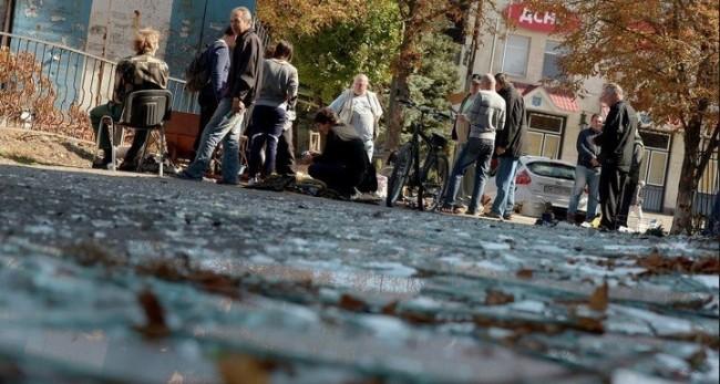 Украинската армия отново обстреля Донецк, има загинали