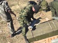Украински бойци откриха огън от женски манастир