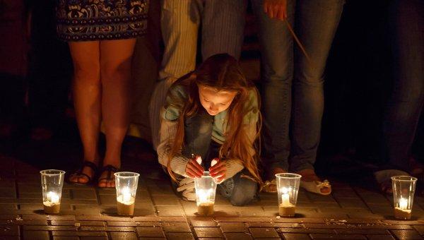 Хиляди хора в Москва дошли за да почетат паметта за загиналите в Донбас2