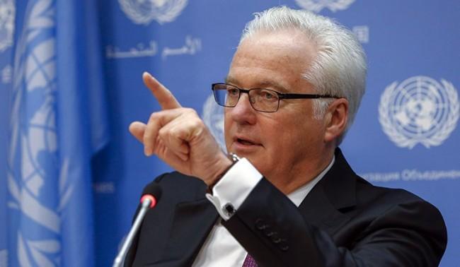 Чуркин: невъзможно е изключването на Русия от Съвета на сигурност на ООН
