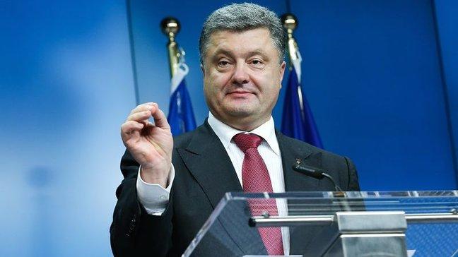 Пресслужбата на Порошенко уточни заявлението за прекратяване на огъня