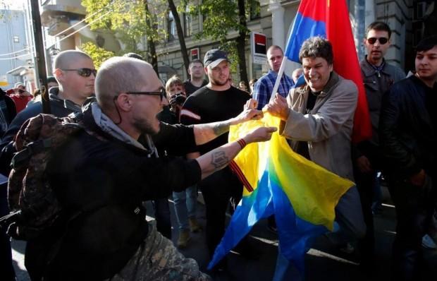 Москва не подкрепи опозиционния Марш на мира 4