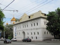 Белите палати на  княз Б.И. Прозоровски