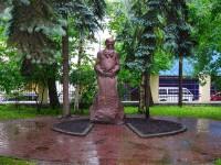 Паметник на Л.Н. Толстой на Пречистенка