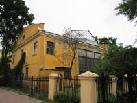 Дом-ателие на  В.И.Мухина