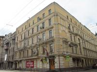 Дом на С.Ф. Кулагин / Дом от  «Кучешко сърце » на Булгаков (Пречистенка, 24).