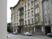 Дом на И. П. Исаков (Пречистенка, 28